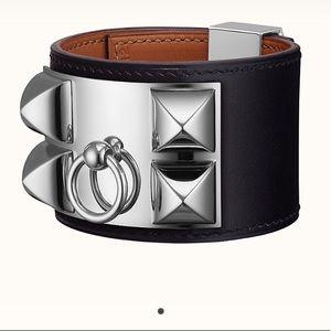 ❤️Hermès Collier de Chien Bracelet